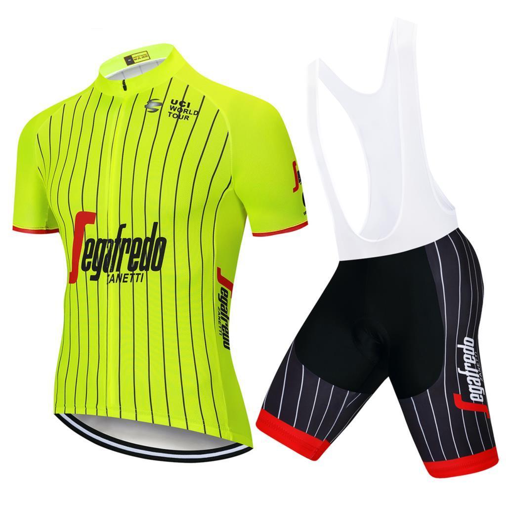 2018 Equipe ESPANHA M Jersey Ciclismo 9D almofada de gel de shorts da bicicleta definir MTB SOBYCLE Ropa Ciclismo mens sobycle verão ciclismo Maillot desgaste