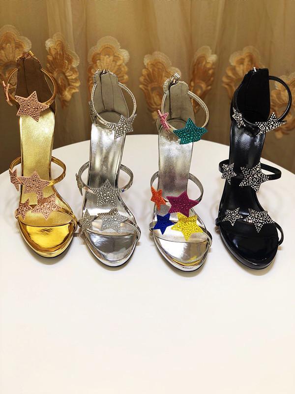Venta caliente-2020 nuevo de las mujeres de moda sandalias Sandalias plana Jelly Mujer antideslizante chica sandalias yz19051501