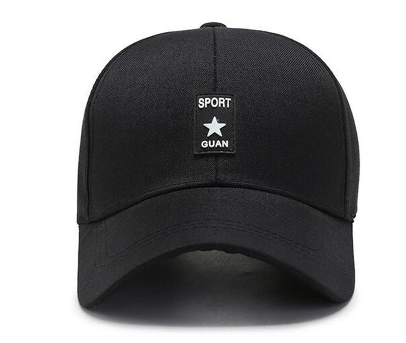 Sıcak Popüler Moda Yaz açık havada Beyzbol Erkekler Kadınlar Hip Hop Snapback kemik Golf siperliği Spor Cap Ucuz Ayarlanabilir Caps A033