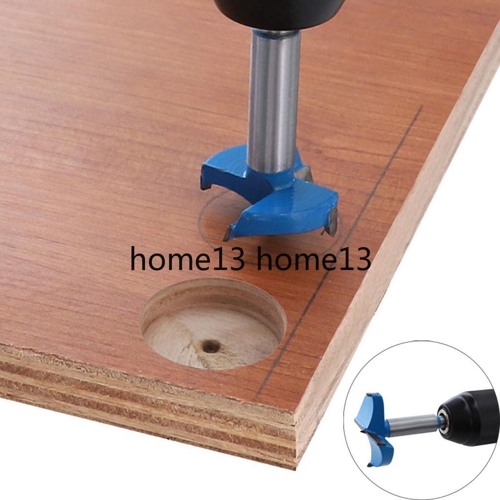 2020 lavorazione del legno trapano cerniera invisibile punta di perforazione Power Tool fai da te lavorazione del legno Hole Opener Drill Bits piatto trapano ala