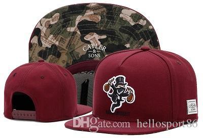 Cayler & Sons Snapback,Cayler Sons Caps, Pray For BKLYN ,Pmw Curved Black Adjustable Hats, Cayler Sons Cap Baseball Snapback Hip Hop
