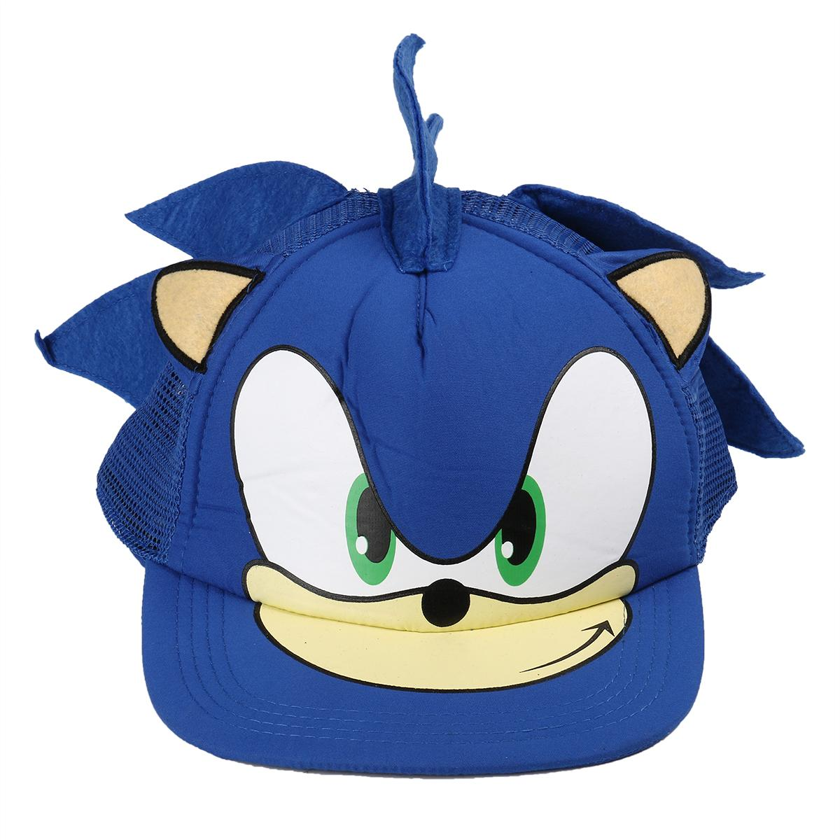 Cute Boy Sonic The Hedgehog Cartoon Youth Adjustable Baseball Hat Cap Blue For Boys Hot Selling Cap Kids Gift Cosplay Outdoor Christmas Decoration Outdoor Christmas Decorations From Jihua Company 7 07 Dhgate Com