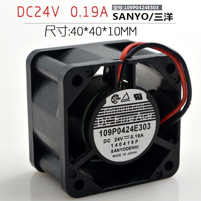 REFIT SANYO SANYO 4028 24 v 0.07 A 4 cm 109 p0424mf3l2 Industrial Computer Fan