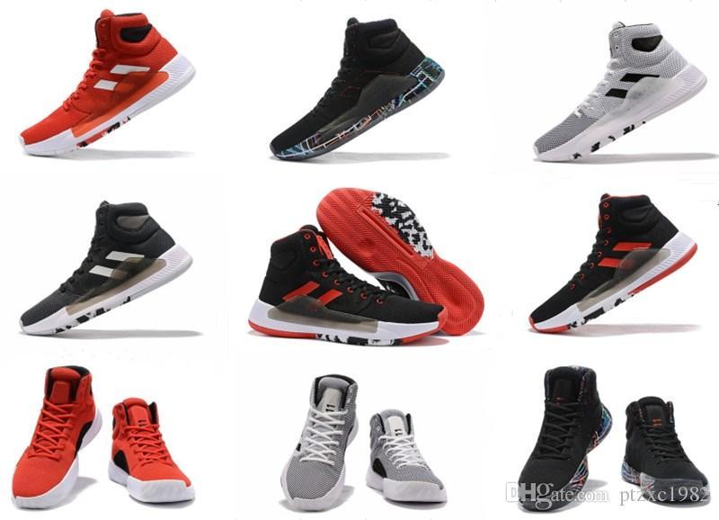 Novos 2020 Shoes Pro Bounce Baixo Basquetebol para a boa qualidade multicolor sapatos de marca Sneakers esportes dos homens Trainers EUR 40-46