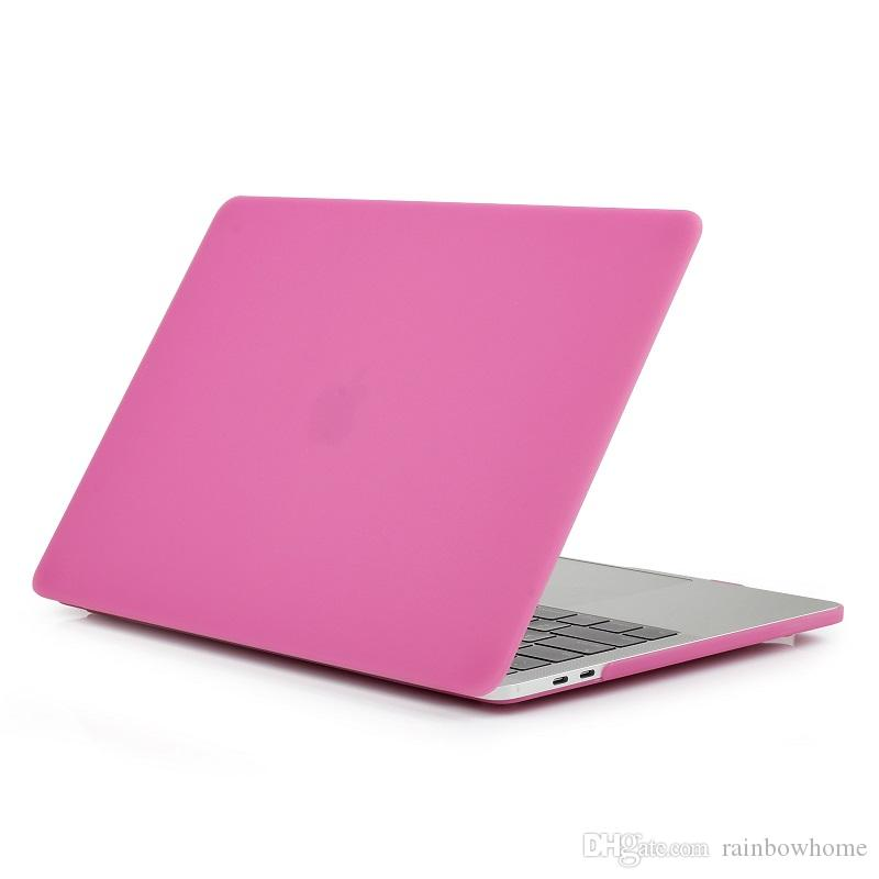Laptop Rubberized Cover Case Hard Shell for Macbook Air Pro Retina 11 13 15
