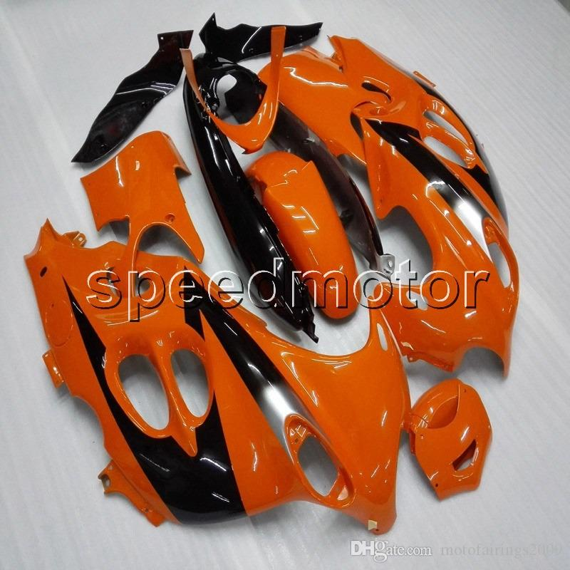 Screws+Gifts orange motorcycle Fairing for Suzuki Katana 03-06 GSX600F 2003 2004 2005 2006 GSX 750F ABS plastic kit