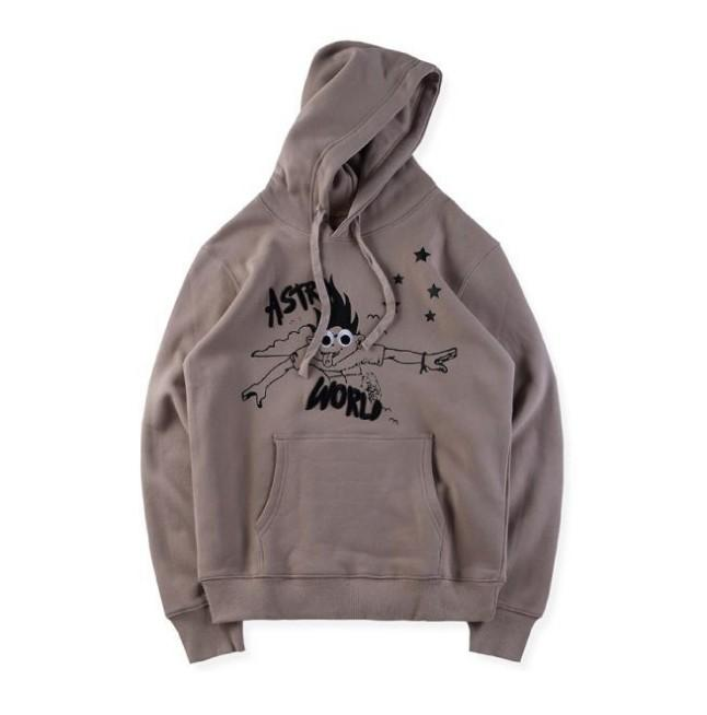 Travis Scott Astroworld Schauen Mom I Can Fly Hip Hop Hoodies beiläufige mit Kapuze Sweatshirts Male gedruckt High Street Pullover