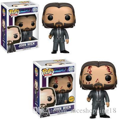 2020 2020 Funko Pop John Wick 387 Vinyl Anime Action Toy Figures Collectible Model Toy For Children Gift Hot Sell From Niceshopping18 10 56 Dhgate Com