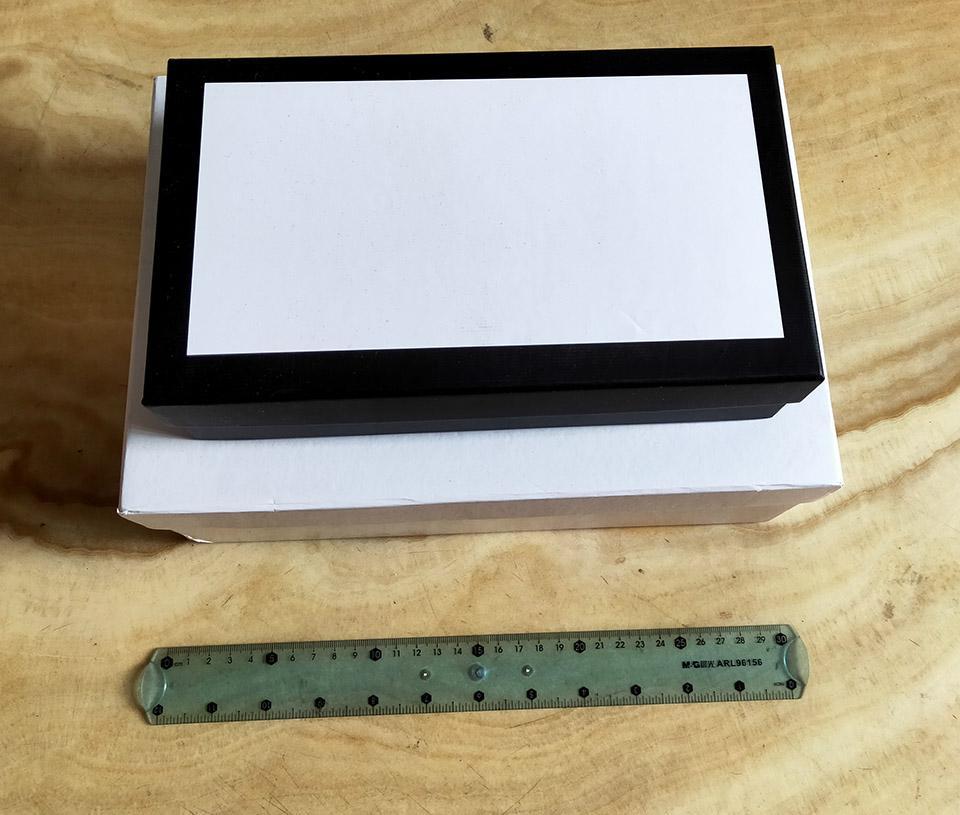 Vari scatola di marca di polvere di imballaggio confezione sacchetto di ordine box personalizzato tassa supplementare di trasporto DHL SME pagamento trasporto veloce