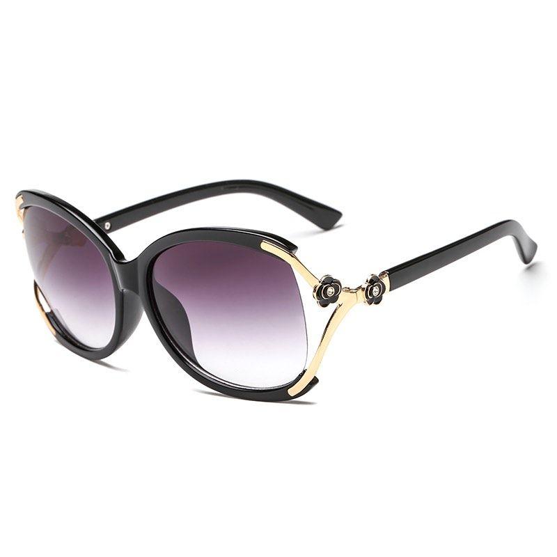 5 Kadın Gözlük Güneş Gözlüğü Kamelya Güneş PC Gözlük Büyük Tasarımcı Çerçeve Grace Yeni Toptan Moda Renkler Bayanlar Pjlej