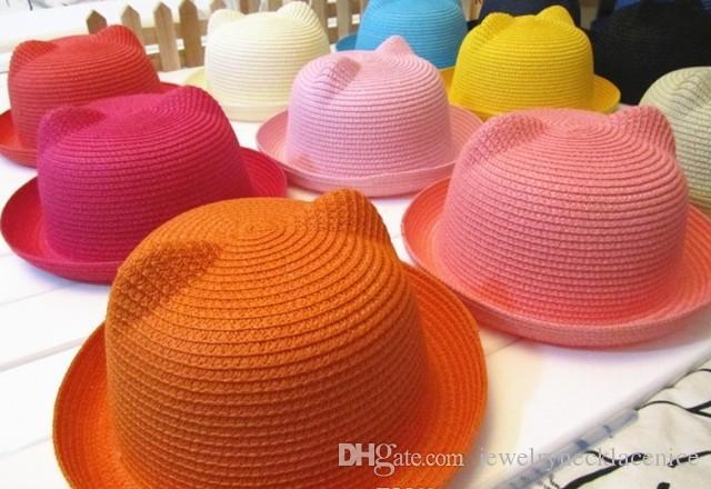 38991bc46ed7e Compre Sombreros De Paja Para Niños
