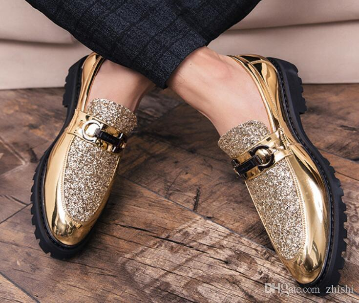 새로운 스타 Chaussures, 회피, 캐주얼 신발, 플러스 사이즈 스타 신발, 클리트, 디자이너 신발, 이탈리아 스타일 신발 38-46 G5.57