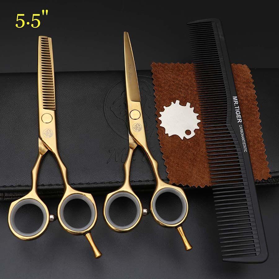 Japanese Hair Salon Tools Barber Shears Hairdressing Professional Hair  Cutting Scissors Set Barber Scissors 12.12 Cut Hair Scissor Shears Hair Hair