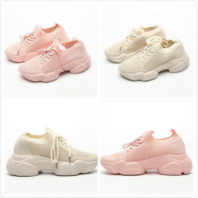 дешевые женские старые daday кроссовки женские дизайнерские вязаные сетки летают розовые кремовые кроссовки кроссовки женские кроссовки женские кроссовки