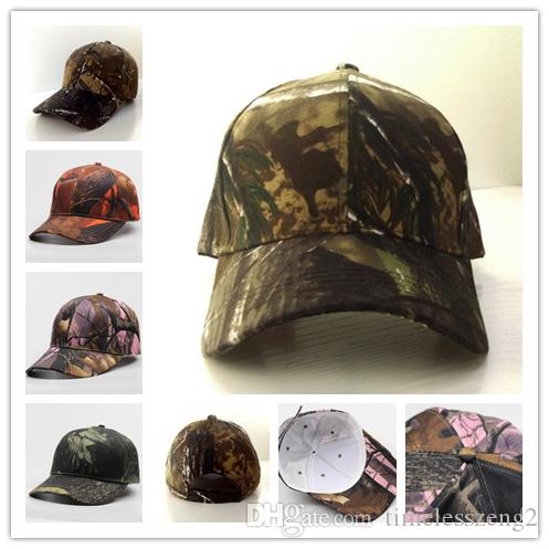 숲 위장 태양 모자 야구 모자 봄 여름 조절면 모자 레저 모자 스냅 백 모자 CS 야외 전투 공급 정점