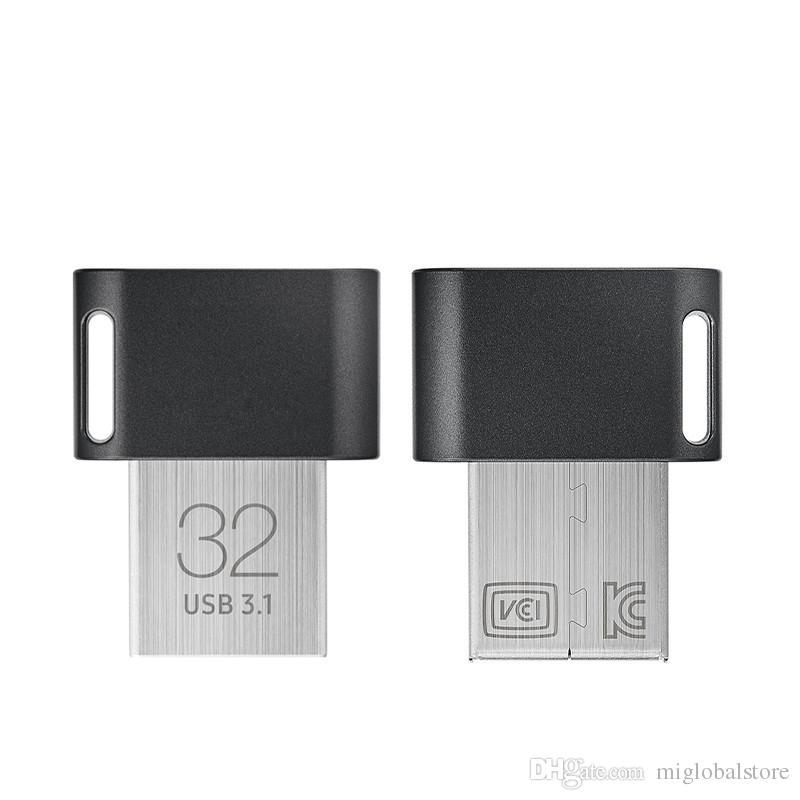Original USB 3.1 Flash Drive FIT Pen Drive Tiny Pendrive 32G/64G/128G/256G Memory Stick Flashdrive Device U Disk Mini Usb Key