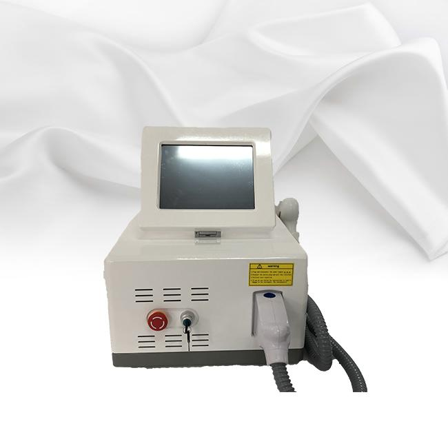 best chose micro channel 755nm+808nm+1064nm combine three wavelength diode laser for professional hair removal beauty machine