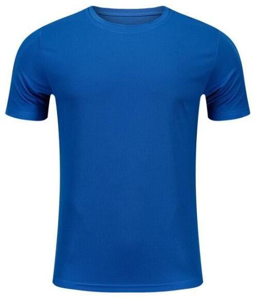 2019 мужская одежда плотно работает с короткими рукавами быстросохнущий футболку 2224