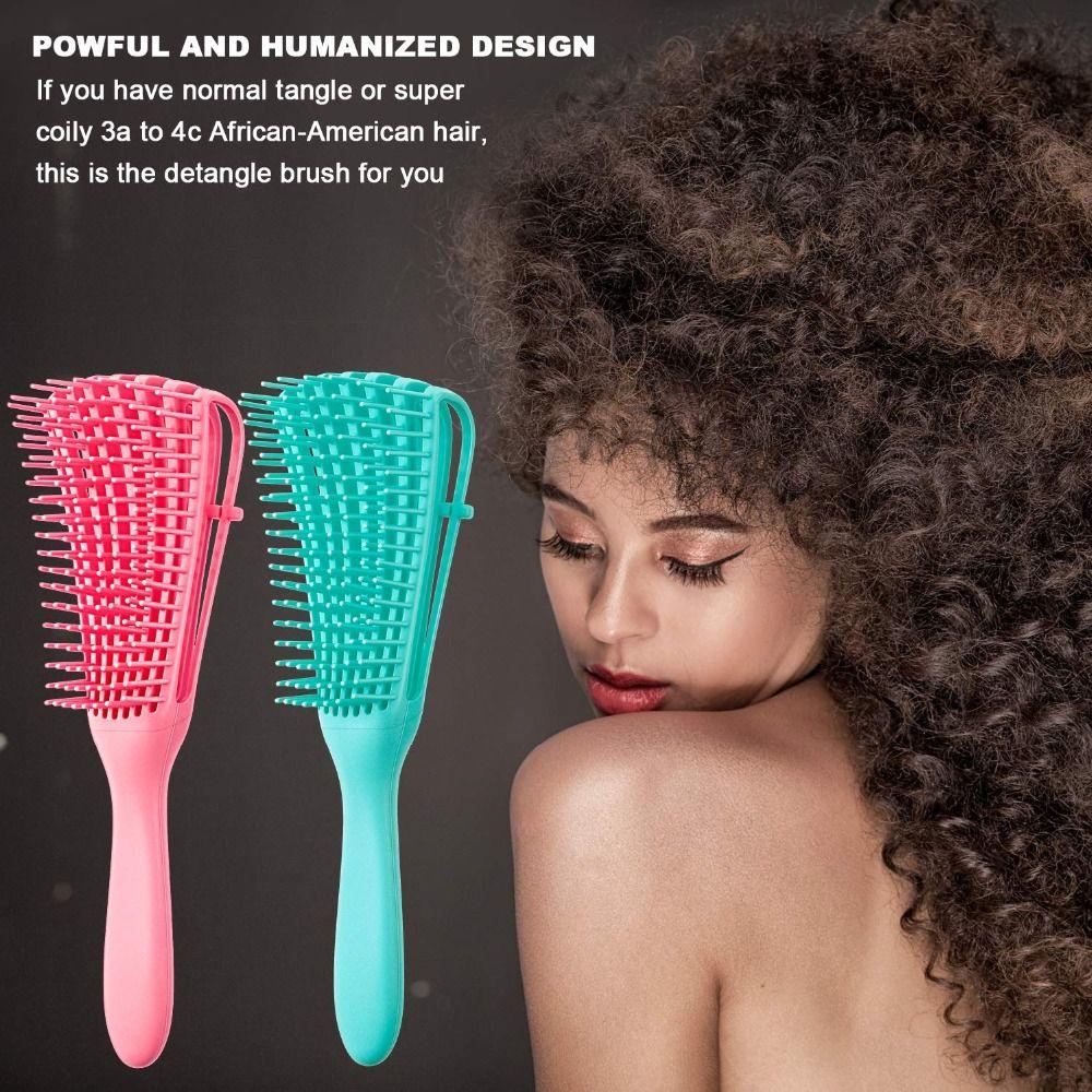 30pc Straight Styling Comb Detangle Hairbrush Health Care Massage Brush Reduce Fatigue Hairdressing Salon Styling Brush Drop shipping
