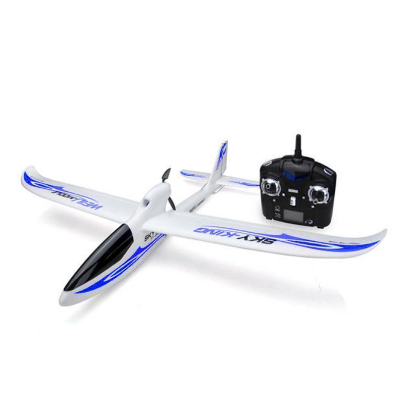Lungo Tempo di volo RC Glider 2.4Ghz Super Magnetic Power Motor PPE telecomando aeroplano Fixed Wing Aircraft Aereo Giocattoli Y200317