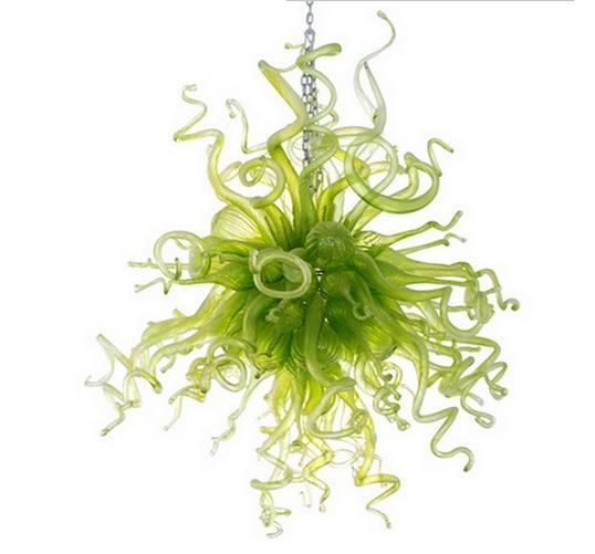 Оптовая цена Муранская люстра гостиная 110/220 В AC Led 100% ручной работы муранское стекло подвесной светильник