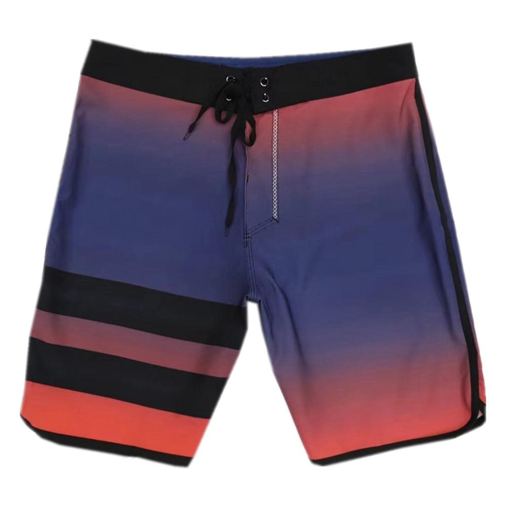 Elastane Spandex Boardshorts Mens Beachshorts Quick Dry Waterproof Board Shorts Fashion Bermudas Shorts Men's Casual Shorts Nwt Y190508