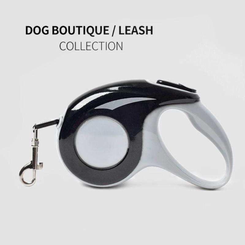 New Retractable Pet Leashes Dog Leashes Running Automatic Contraction Dog Accessories Retractable Dog Leash