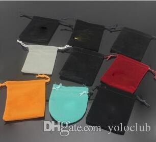 regalo dei monili del progettista di dialogo V sacchetto Nuovo C marca per le donne gli uomini in acciaio inossidabile del braccialetto del braccialetto squilla sacchetto di gioielli collana