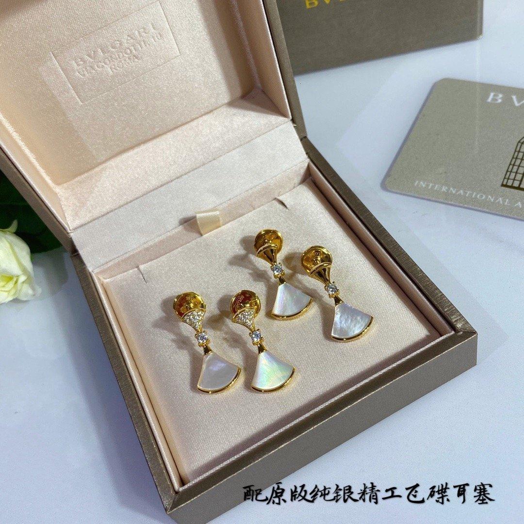 2020 haute qualité Mode Bijoux dames boucles d'oreilles avec robes de soirée meilleur bijoux charme Magnifique boucles d'oreilles 5BGH