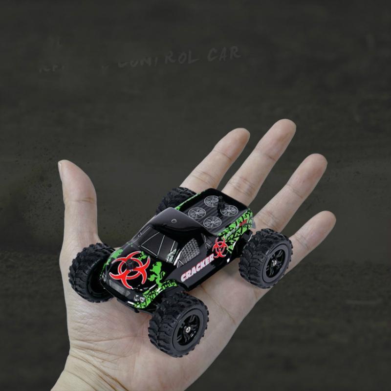 carro quente 9115m Mini RC 1:32 escala total 4CH veículo 2WD 2.4GHz Off-Road RC Car Racing alta velocidade 20 kmh Remoto brinquedo para crianças
