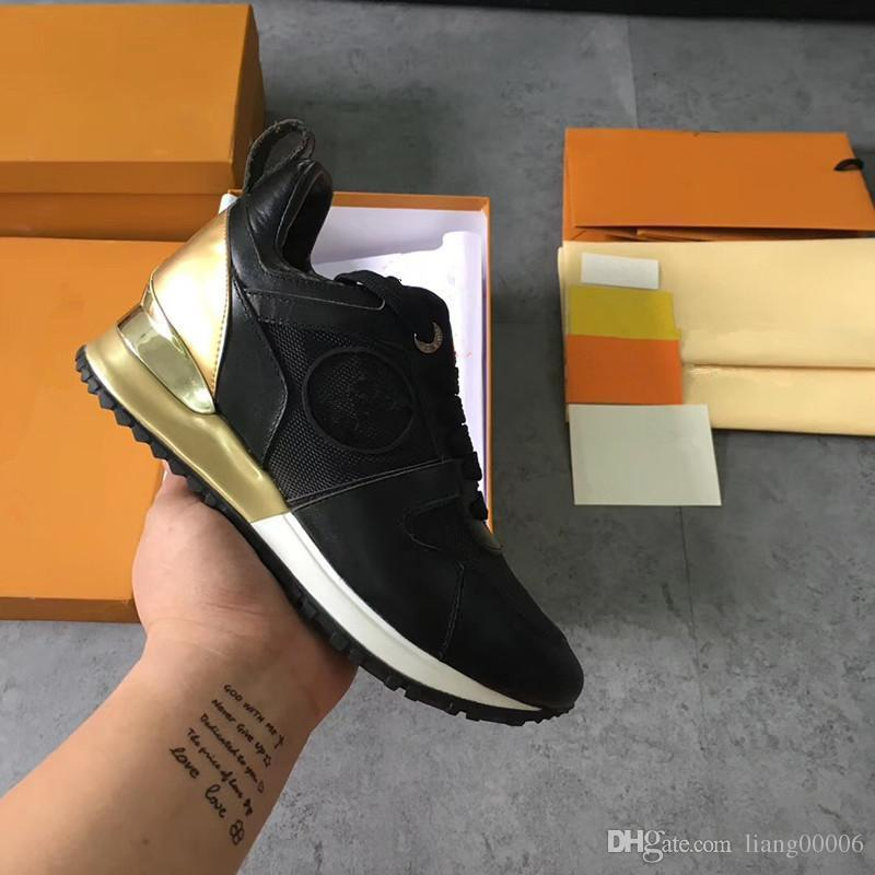 New luxury shoes VNR Casual women men Sneakers White black green knit Lace-up Luxury Trainers High Top Shoes with dx190703