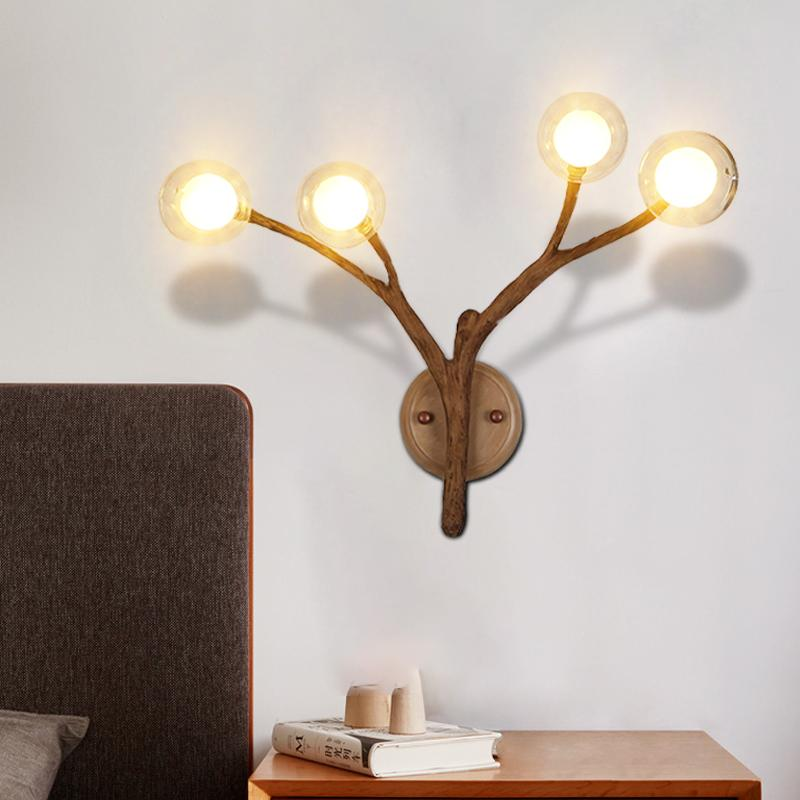2020 Vintage Wall Lamp Restaurant Cafe Bar Clothing Store