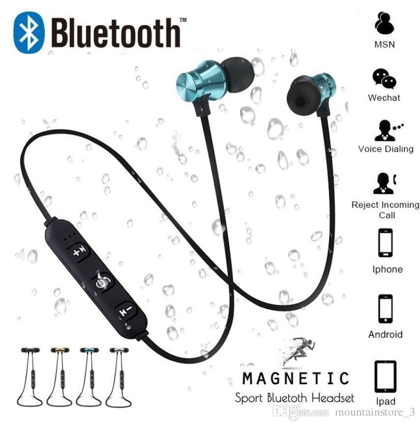 Беспроводные наушники Bluetooth наушники Ear Hook гарнитура Fone де ouvido для iPhone Samsung Xiaomi Bluetooth наушники наушники (Розница)