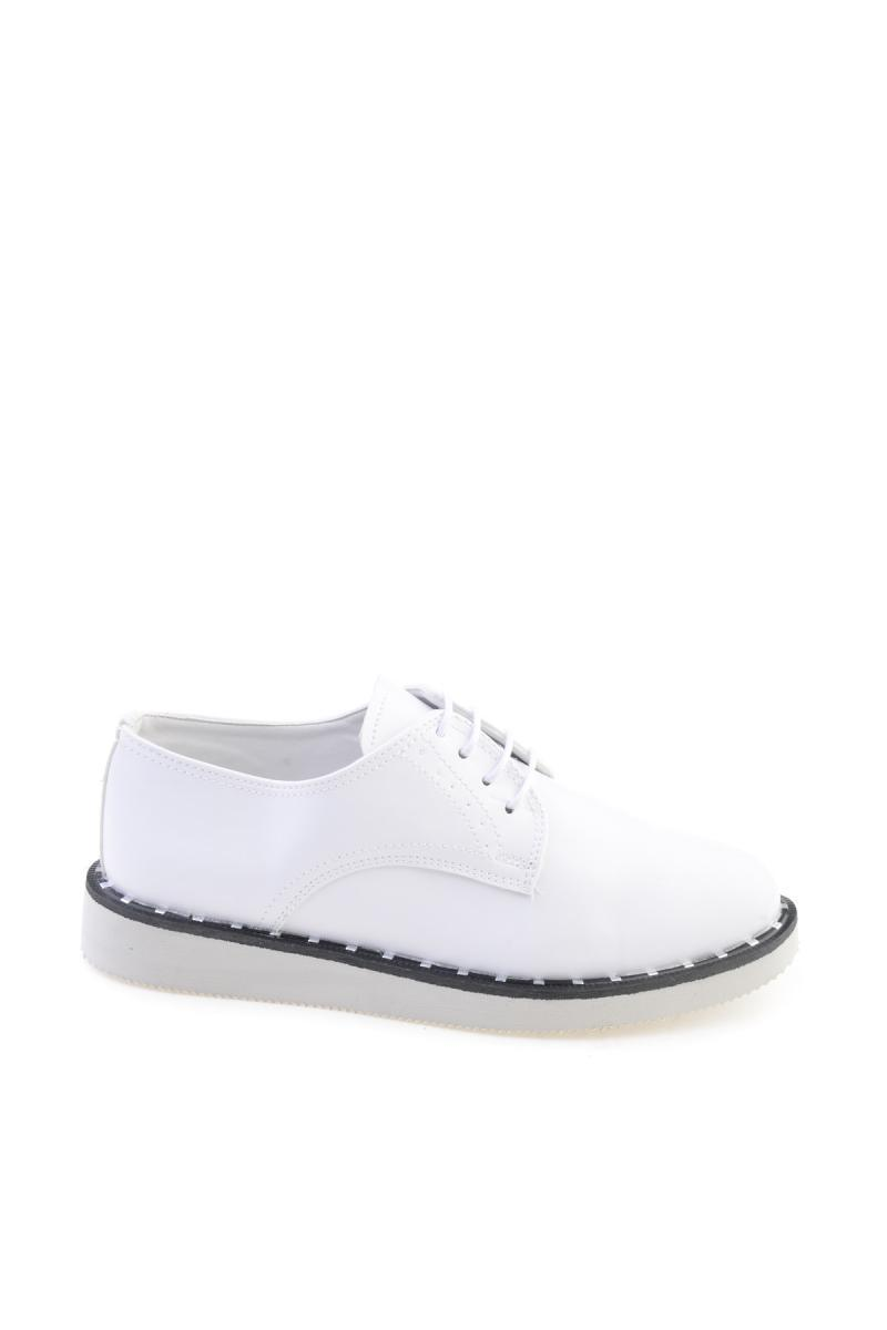 Bambi White Women 's Shoes F0315109109