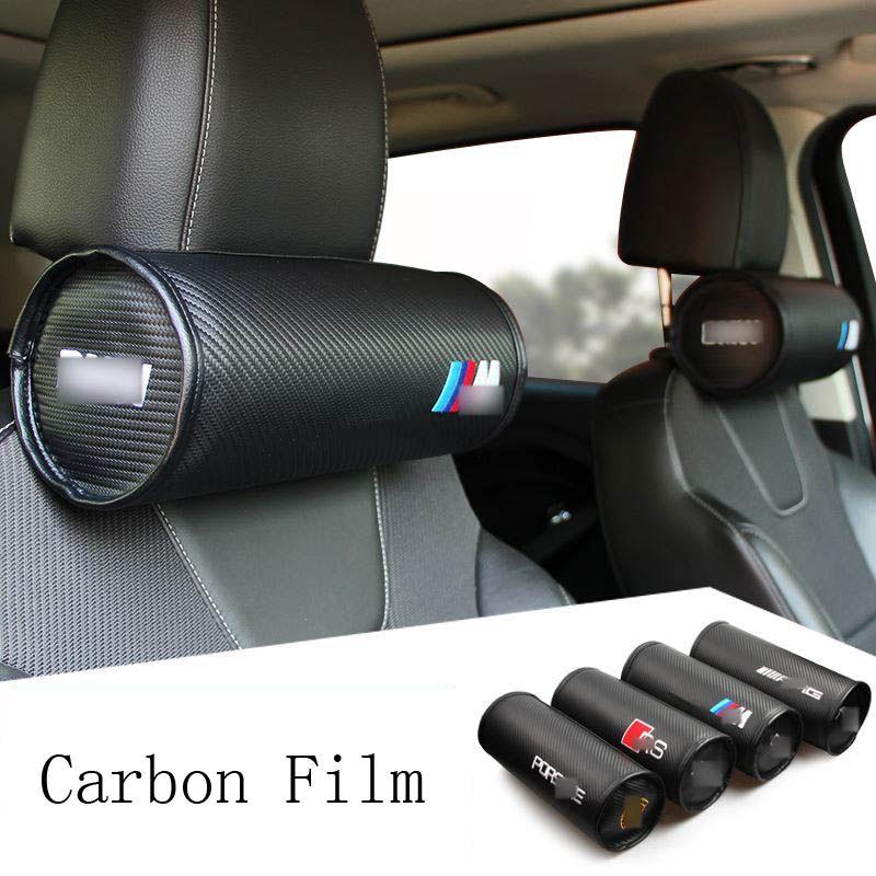 car neck pillow Headrest for jeep mini bmw m mazda toyota nissan benz Mitsubishi audi sline covers interior Headrest Cushion accessories