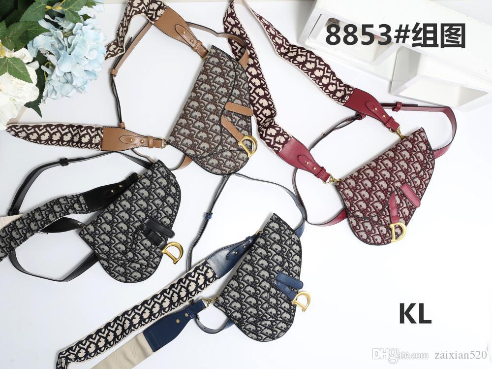 2020Top sac à main qualité de handbag180 des femmes designer classique 5flower sac à main composite sac à bandoulière femmes portefeuille femmes