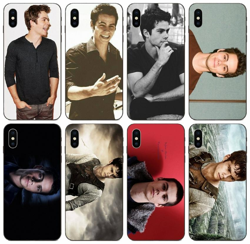 TongTrade Man Dylan O Brien Case For IPhone 12 11 Pro Max X Xr Xs ...