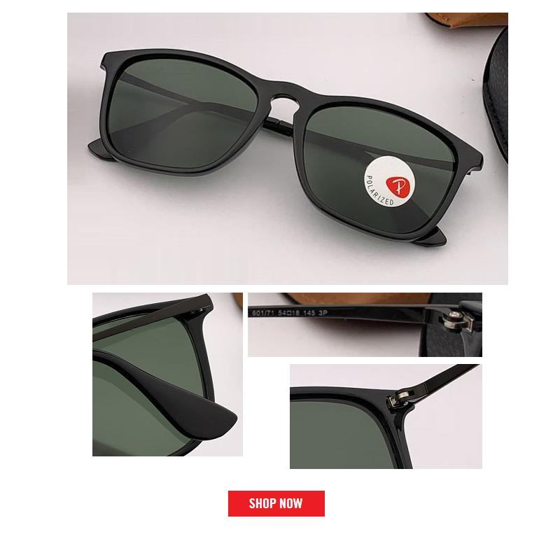 2019 nuevo top Hombres Gafas de sol polarizadas gafas cuadradas Gafas de sol Gafas de conducción Rectangle Shades For Men Oculos masculino Hombre gafas de sol