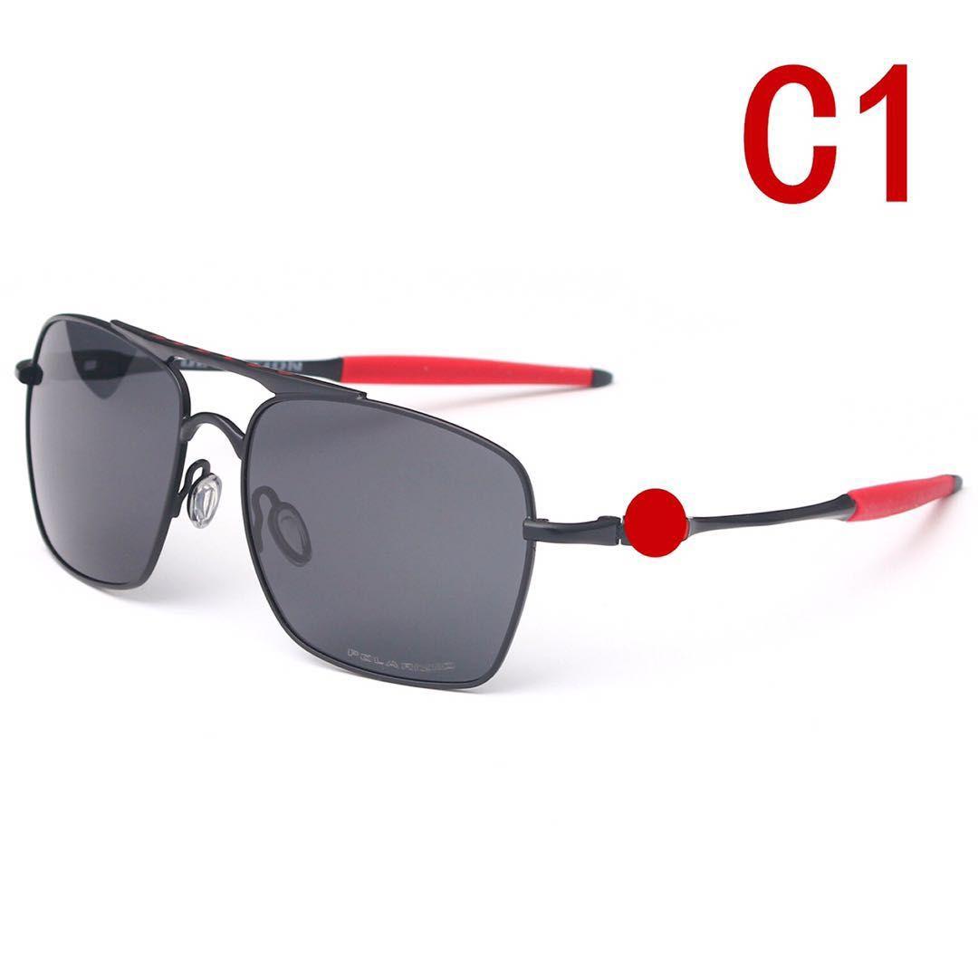 All'ingrosso-frame 4061 occhiali da sole UV400 polarizzato lente degli uomini delle donne di sport di vetro di Sun Fashion Trend in bicicletta Eyewear Colori degli occhiali da sole all'aperto