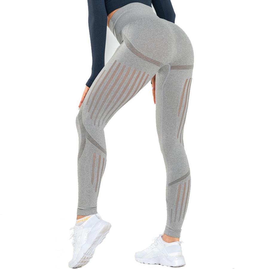Binand صالح سليم رياضة طاقة المرأة BuLifting العليا مخصر الرياضة واللباس الداخلي للياقة البدنية البطن تحكم سروال اليوغا
