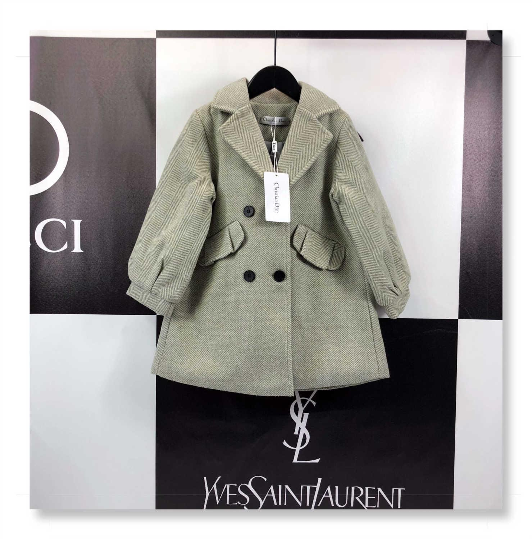 Girl coat high quality WSJ005 fashion warm #110725 w03