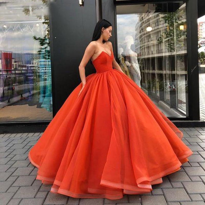 Basit Sevgiliye vestidos de graduacion Tull vestido formatura Balo Uzun Örgün Akşam Parti Elbiseler 2019 Balo Elbisesi