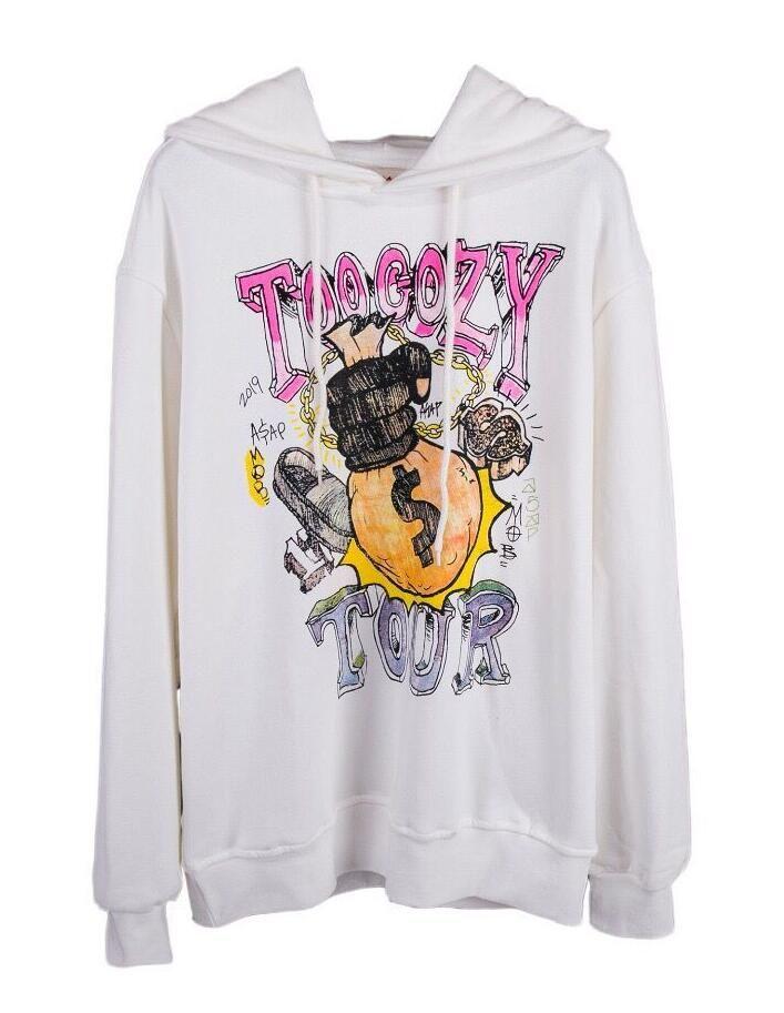 New Moletons TOP Outono Inverno Streetwear FOG moletom Justin Bieber Preto camisola Hoodies S-XL 7506