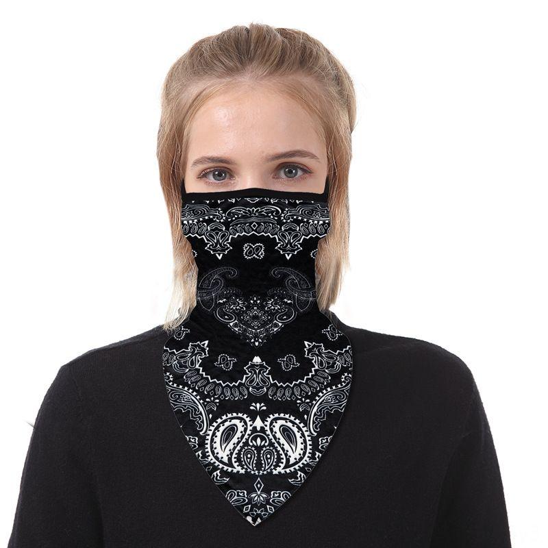 B7BaN шеи Спорт Бесшовные Камо Бандана оголовье головной убор Многофункциональный Neckwarmer Волшебный шарф Открытый Gaiter Рыбалка Защитная маска Bal