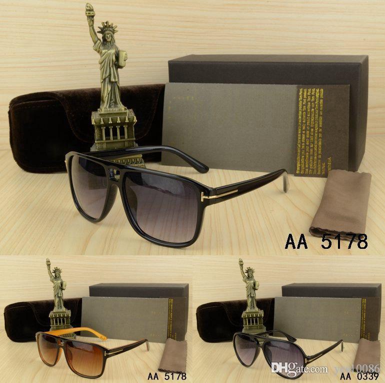 Venta al aire libre Gafas de metal hombres mujer Gafas de sol con caja dama gafas gafas niña UV 400 gafas Feminino Oculos De Sol hombre gafas