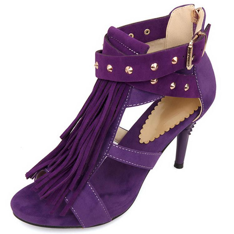 Hot2019 40-43 Will The Most 41 42 Small 32 33 Matting High With Tassels Sandals 102