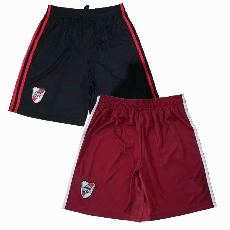 Pantalones cortos de fútbol River Plate 2020 2019 BORRE QUINTERO PRATTO local lejos 19 20 pantalones cortos deportivos de fútbol pantalones S-2XL