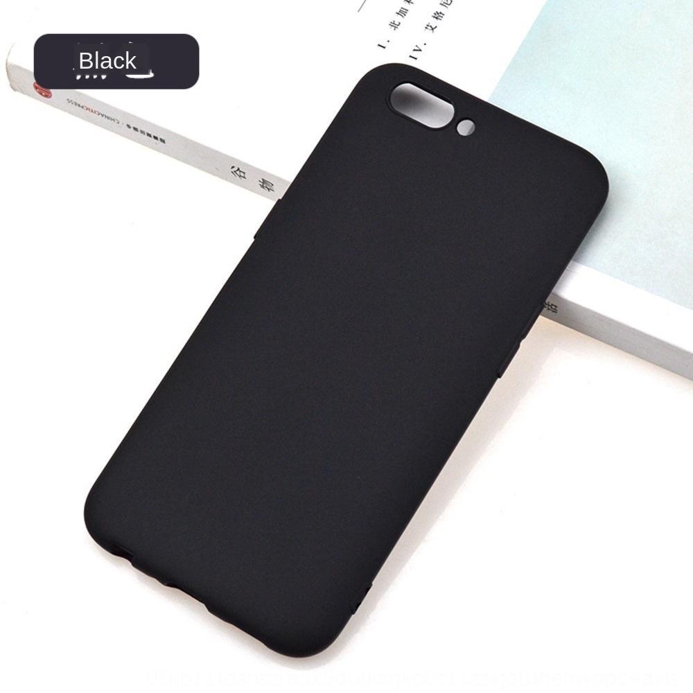 Applicable à vivo Y19 mat TPU x série téléphone noir cas pour téléphone mobile iqoo noir TPU mat