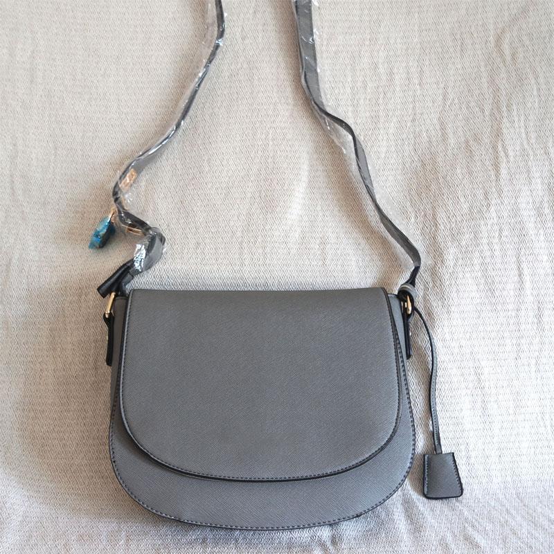 Borse a borse Pochette Designer Designer in pelle Borses Luxury Womens Donne Borse Tote Coin Bag Grigio Pur vhotw