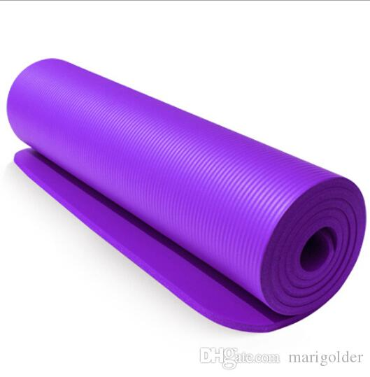 2020 Yoga Mats Factory Wholesale Beginners 10mm Lengthened Yoga Mat Widened Yoga Mat Multi Function Sports Fitness Anti Skid Pad From Marigolder 28 26 Dhgate Com